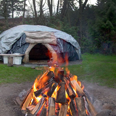The Sweat Lodge Experience